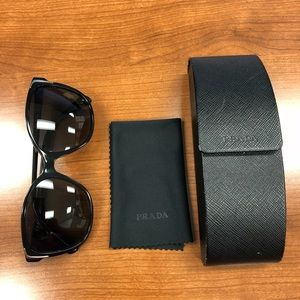 Prada Polarized Sunglasses PR 01OS